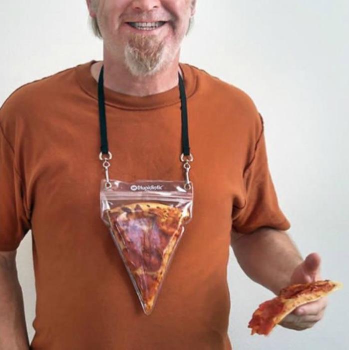 Сумочка для пиццы.