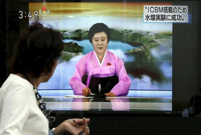 Телевидение в Южной Корее.