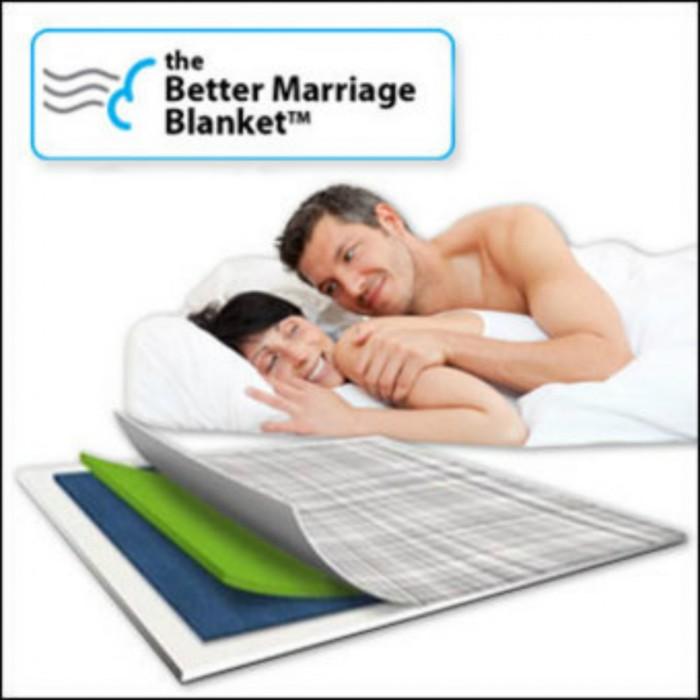 Одеяло для сохранения брака.