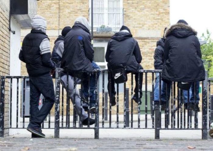 Опасные районы и криминальная обстановка. | Фото: london-life.ru.