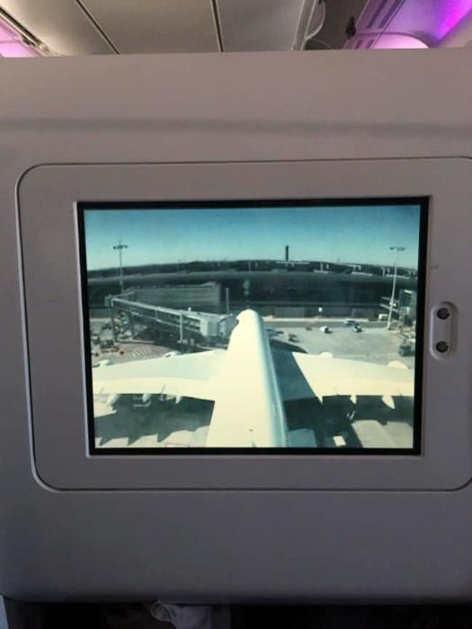 Камера на самолете. | Фото: Awesome Inventions.