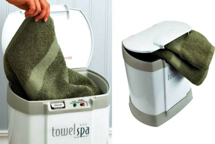 Устройства для подогрева полотенец.