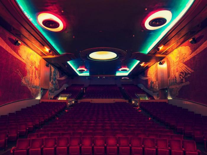 Orinda Theater, Калифорния, США.