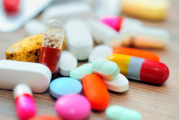 Покупка лекарственных препаратов.