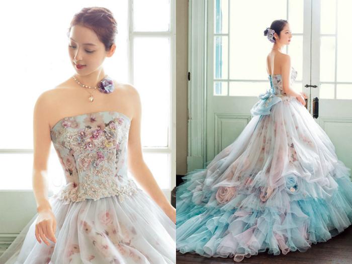 Фантазийное платье для принцессы.