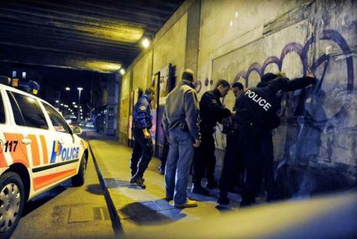 Преступления в Швейцарии.