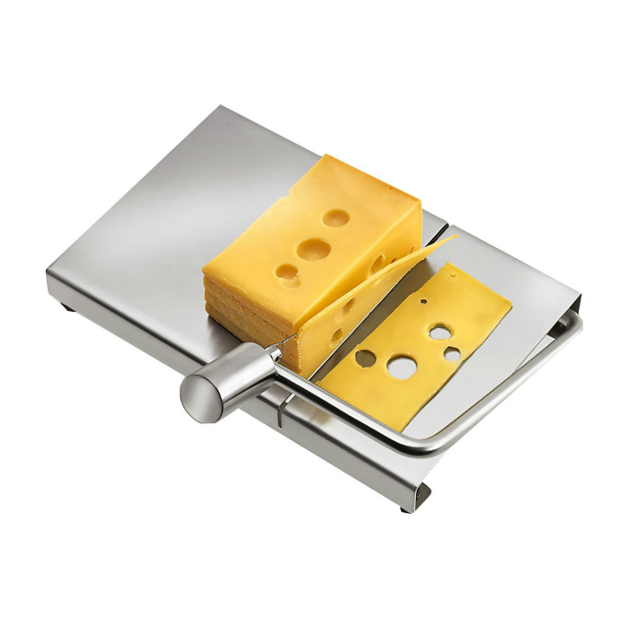Приспособление для нарезки сыра.