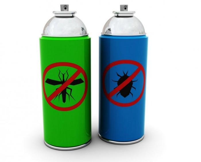 Срок использования средств от насекомых.