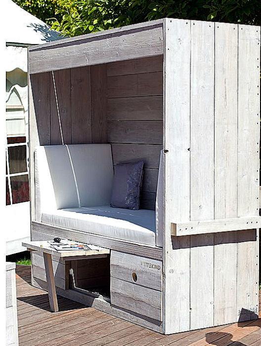 Уютное место для отдыха. | Фото: kidskunst.info.