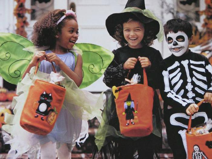 Хэллоуин в США. | Фото: YK-news.kz.