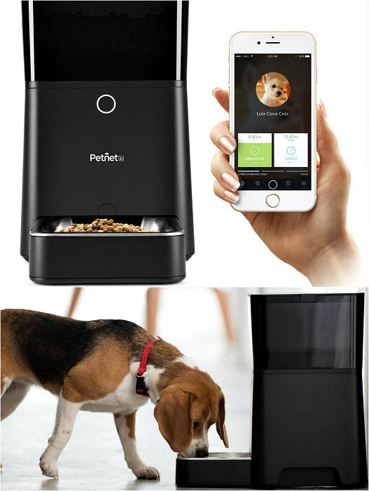 Кормушка для домашних любимцев Petnet.