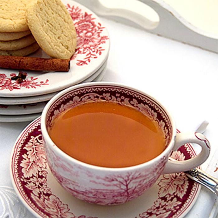 Культура чаепития.