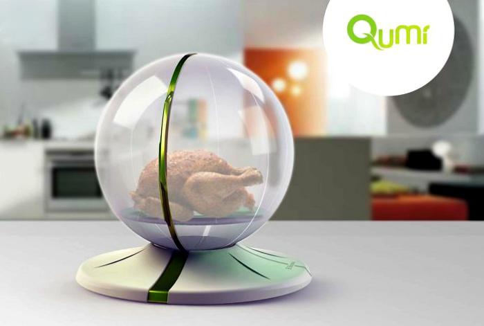 Функциональный кухонный набор Qumi.