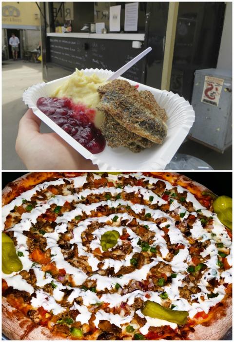 Культура питания в Швеции.