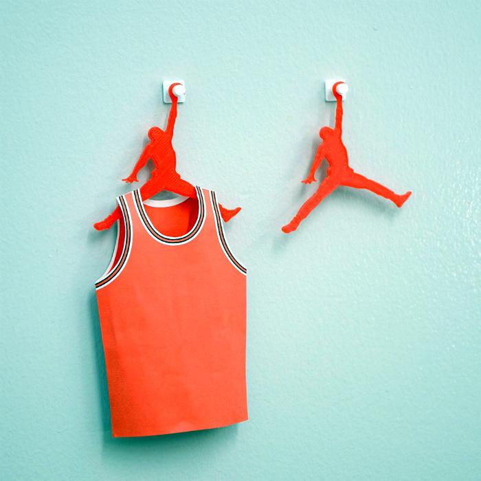 Именной бренд Air Jordan.