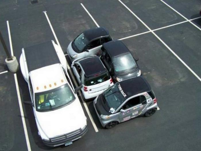 Компактные автомобили.