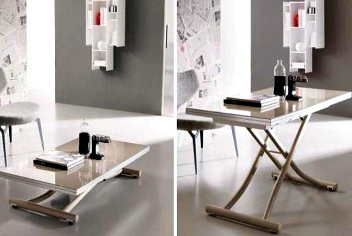 Подъемный столик-трансформер. | Фото: Odomah.org.