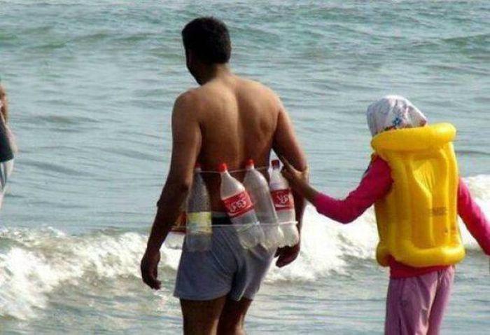 Надеемся, сегодня никто не утонет! | Фото: Избушки.нет.