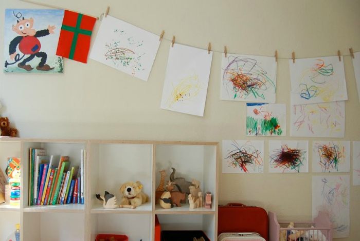 Все рисунки детей. | Фото: Roomble.com.