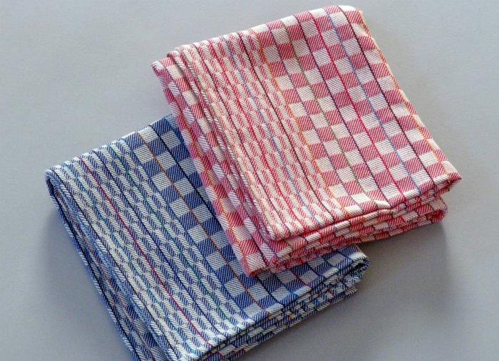 Любовь к тканевым полотенцам. | Фото: LWL.