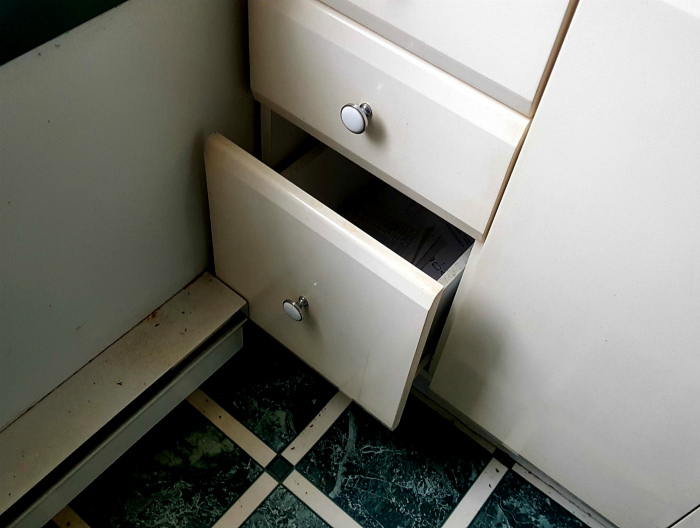 Это не шкафчик, это декор! | Фото: BuzzFeed.