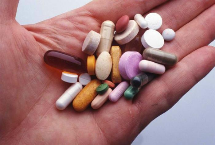 Лекарственные препараты.
