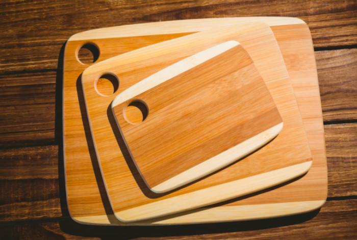 Кухонные досочки. | Фото: Едим Дома.