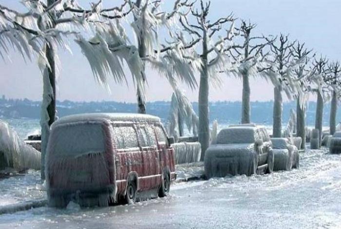 Настоящая зимняя сказка. | Фото: Хендай Представительского Класса Фото.