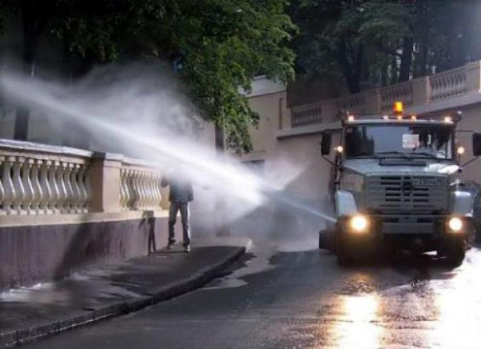 «Водные процедуры дома мне больше по душе!» | Фото: Ruinformer.com.