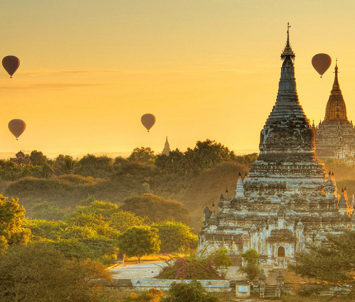 Доступная и теплая Камбоджа.