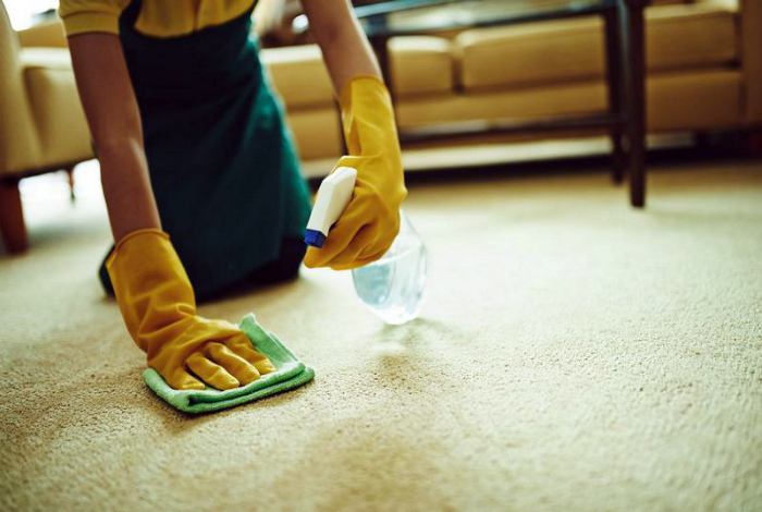 Эффективное средство для чистки ковров. | Фото: SmartKilim.
