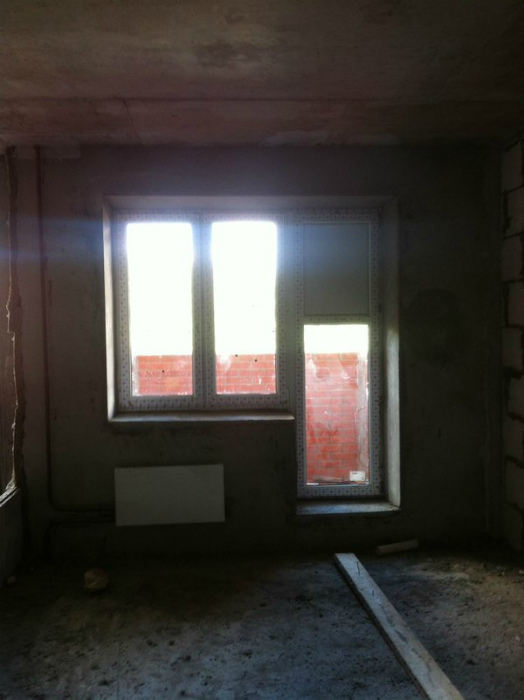 Перевернутая дверь. | Фото: Funon.cc.