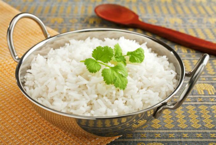 Приготовить белоснежный рис. | Фото: Depositphotos.