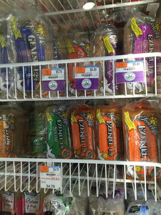 Хлеб из морозилки. | Фото: BuzzFeed.