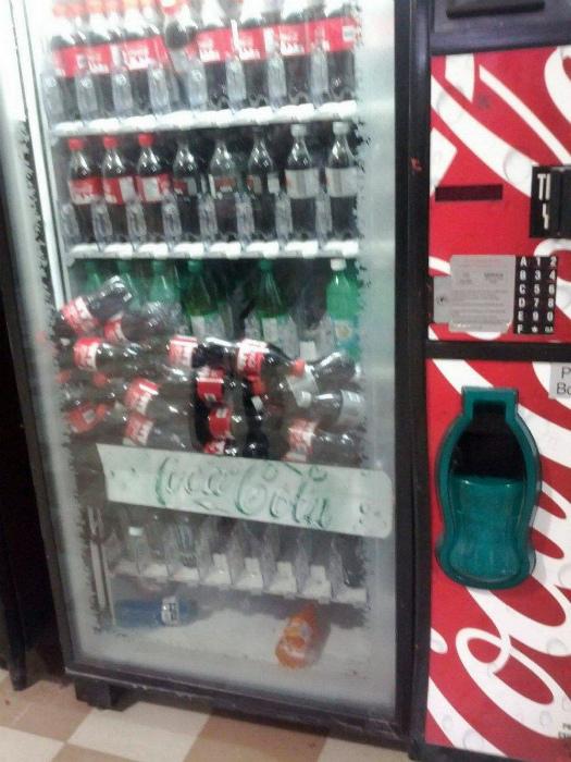 Рынок Кока-Колы рухнул! | Фото: Живая Планета.