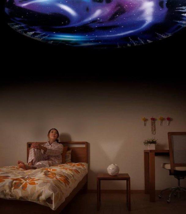 """Уникальный планетарий """"HomeStar Aurora Alaska"""