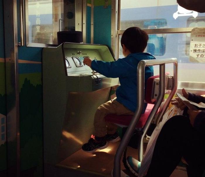 Игровая зона для ребенка. | Фото: Filing.pl.