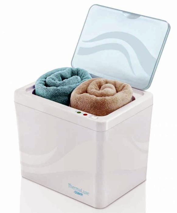Устройство для подогрева полотенец.