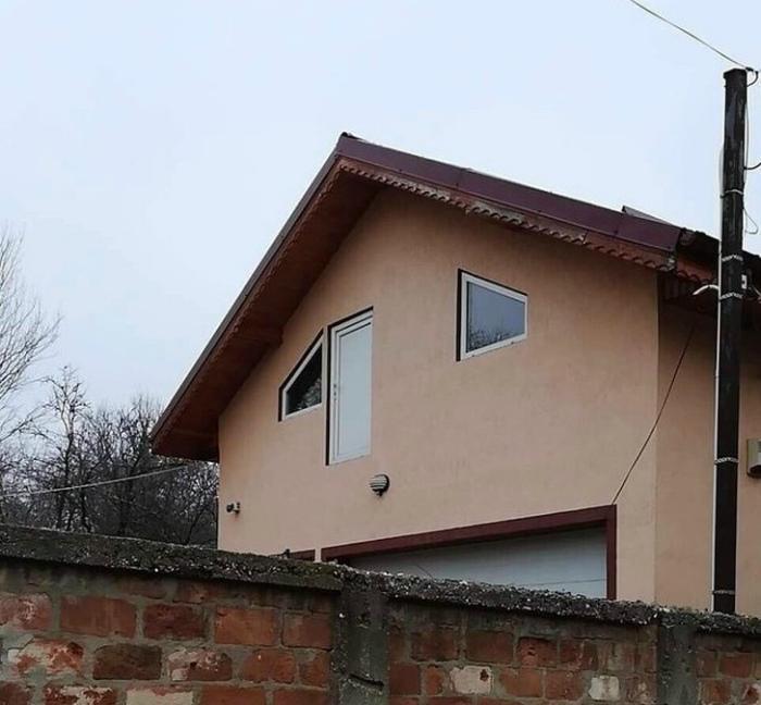 Харизматичный дом. | Фото: Строительный Эксперт.