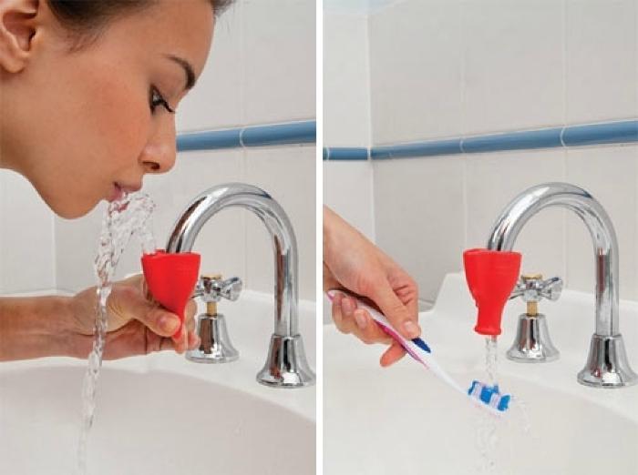 Насадка, которая фильтрует воду и регулирует направление струи.