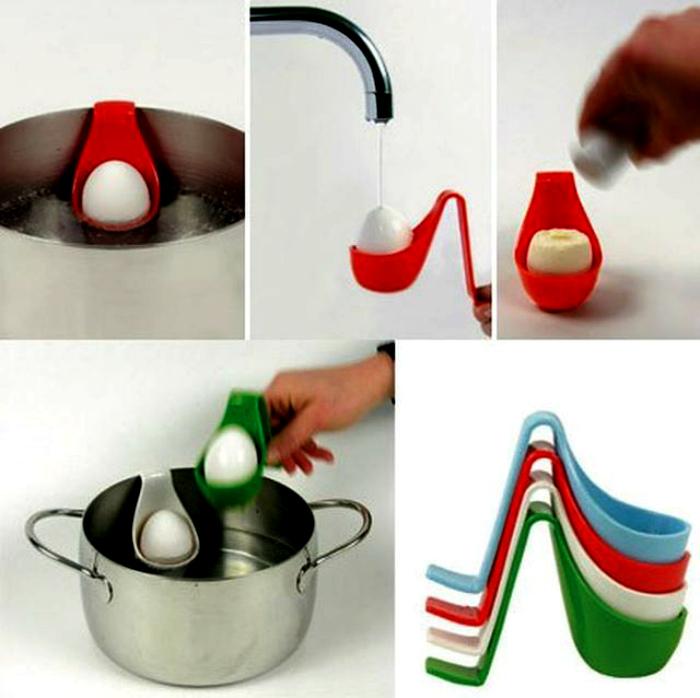 Контейнеры для варки яиц. | Фото: Pinterest.