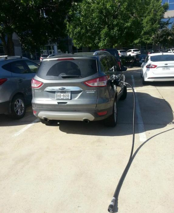 Осталось еще раздобыть где-то бензоколонку. | Фото: drive2.com.