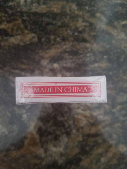 Когда китайское производство превзошло себя. | Фото: Izismile.com.