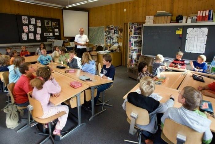 Образовательная система в Швейцарии. | Фото: Крамола.