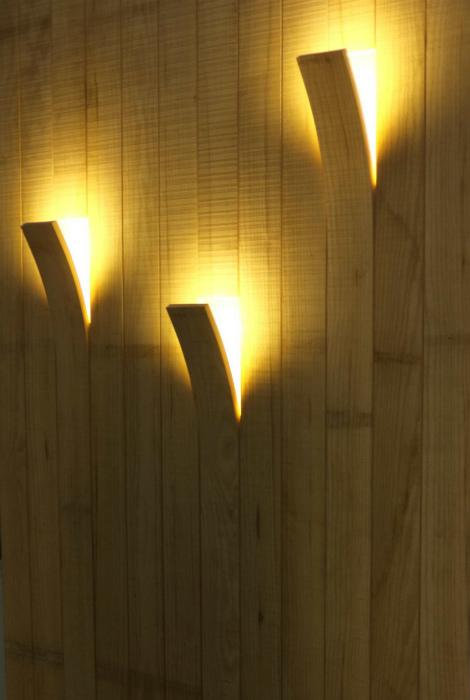 Светильники в стиле эко. | Фото: Deavita.net.