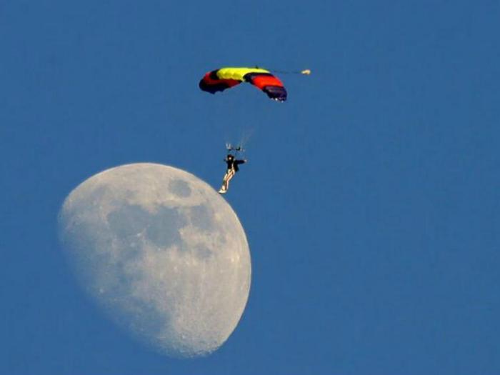 Уникальные, ранее неизвестные, кадры высадки на луну.