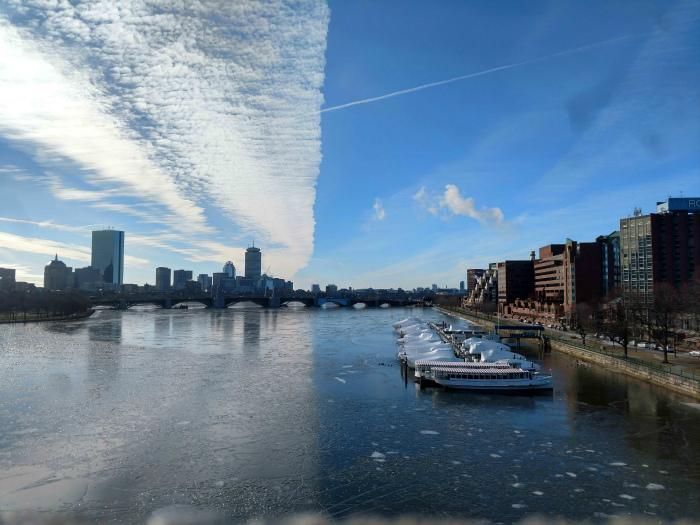 Такое разное небо... | Фото: Imgur.