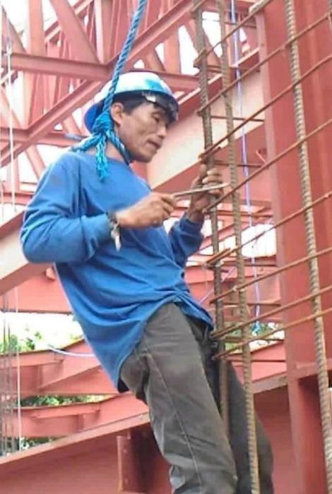 Если высота не поможет, веревка точно подействует! | Фото: www.abacul.com.