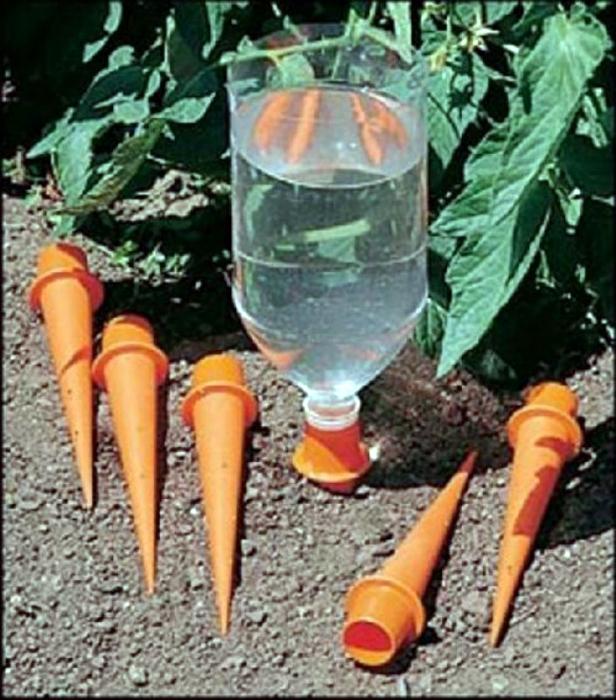 Устройство для автоматического полива растений.