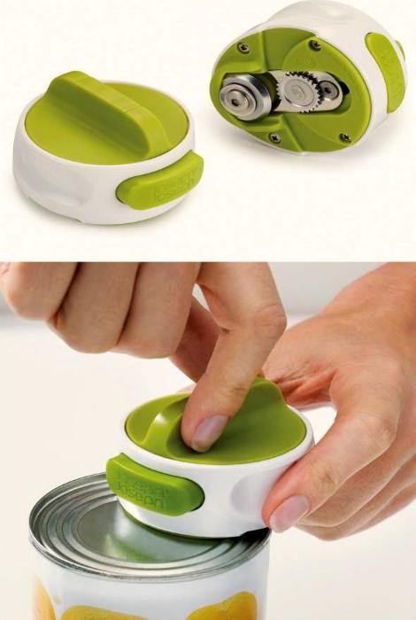 Удобная открывалка для банок. | Фото: Pinterest.